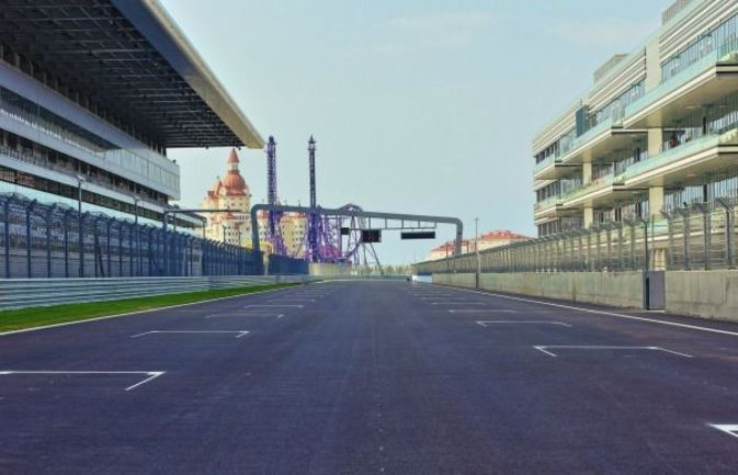 """Промоутеры """"Формулы-1"""" решили в будущем году не переносить сочинский этап на весну. Фото sochiautodrom.ru"""