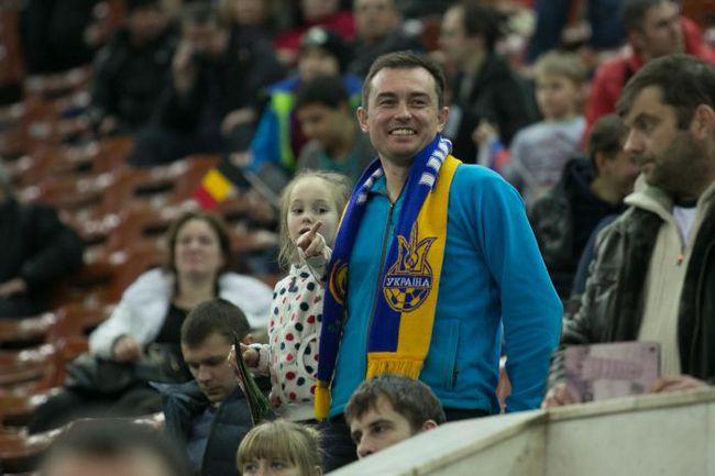 """Украинские болельщики не увидят крымские клубы в своем чемпионате. Увидят ли российские? Фото Кристина КОРОВНИКОВА, """"СЭ"""""""