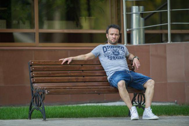 """Матье ВАЛЬБУЭНА. Фото Антон СЕРГИЕНКО, """"СЭ"""""""
