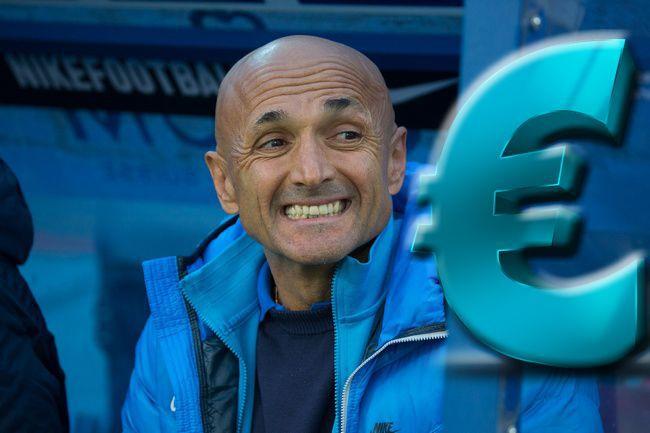 """Экс-наставник """"Зенита"""" Лучано СПАЛЛЕТТИ до сих пор получает зарплату от сине-бело-голубых. Фото Кристина КОРОВНИКОВА"""