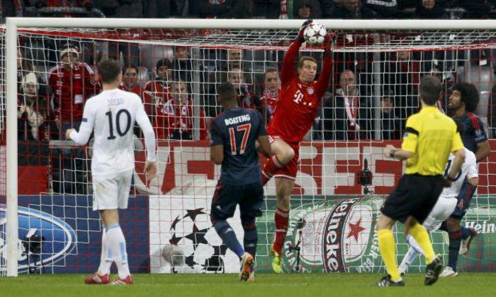 """Последняя встреча """"Баварии"""" и """"Манчестер Сити"""" закончилась поражением немцев – 2:3. Фото REUTERS"""