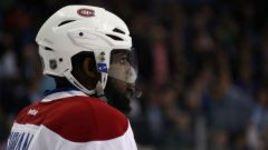 Один из самых колоритных защитников НХЛ - Пи.Кей.СУББАН.