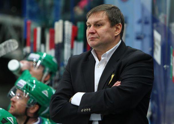 Олег ГРОСС. Фото photo.khl.ru