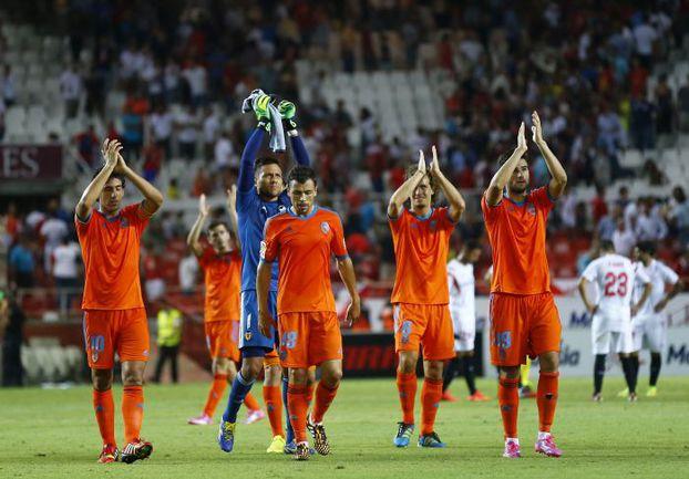 """Валенсия"" перед 6-м туром возглавляла турнирную таблицу чемпионата Испании, но в Сан-Себастьяне, скорее всего, оступится. Фото REUTERS"