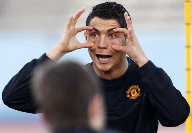 """Нападающий """"Реала"""" КРИШТИАНУ РОНАЛДУ может вернуться в """"МЮ"""" за 160 миллионов евро. Фото REUTERS"""