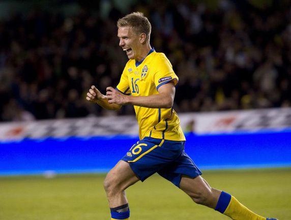 Понтус ВЕРНБЛУМ считает свою Швецию фаворитом в матче с Россией. Фото REUTERS