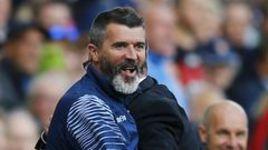 """С прошлого года Рой КИН работает ассистентом главного тренера в сборной Ирландии, а с нынешнего сезона - еще и в """"Астон Вилле""""."""