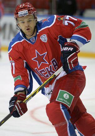 Лучший на сегодняшний день снайпер ЦСКА 25-летний французский нападающий Стефан ДА КОСТА. Фото AFP