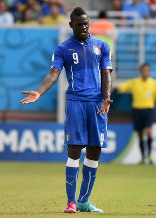 """Нападающий """"Ливерпуля"""" Марио БАЛОТЕЛЛИ еще не вызывался в сборную Италии с тех пор, как после ЧМ-2014 команду возглавил Антонио Конте. Фото AFP"""