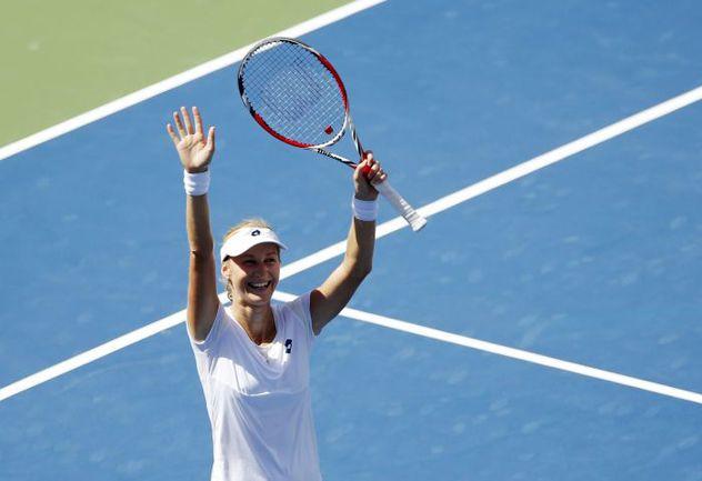 Полуфиналистка US Open-2014 Екатерина МАКАРОВА. Фото REUTERS