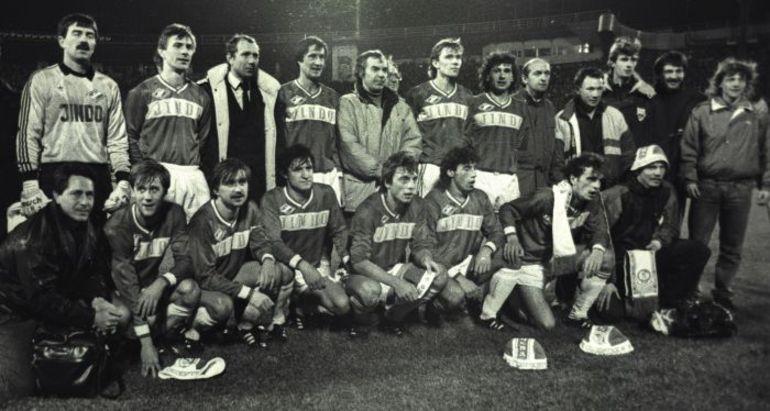 Чемпионат испании по футболу 1989
