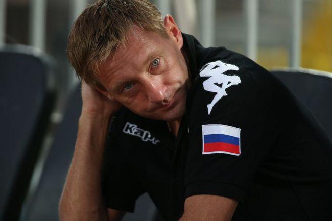 Андрей ТИХОНОВ. Фото Виталий ТИМКИВ