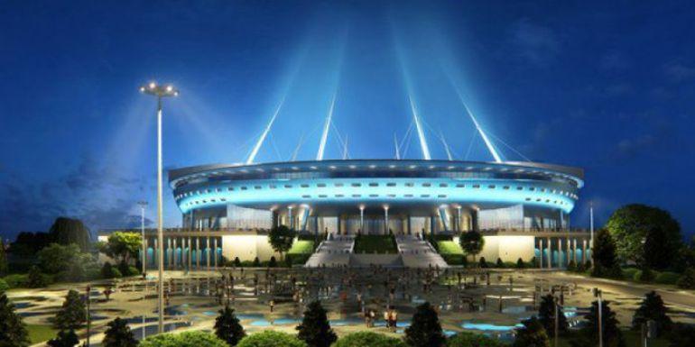 """""""Зенит-Арена"""" входит в число самых дорогих стадионов, принимающих матчи Euro-2020/. Фото uefa.com"""