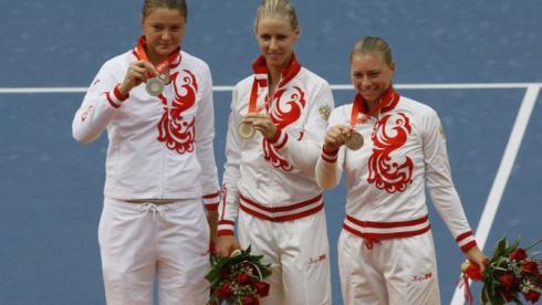 Олимпийский хет-трик-2008  и другие большие победы российского женского тенниса