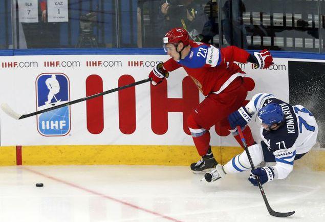 Дмитрий ОРЛОВ в золотом Минске сломал руку - и восстановление затянулось. Фото REUTERS