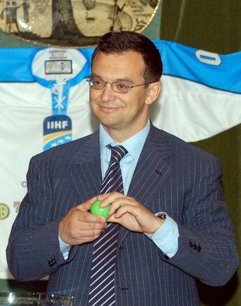 Петр МАКАРЕНКО. Фото Ирина ЗЫГАРЬ