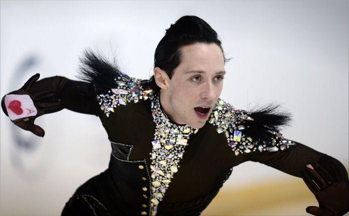 Джонни ВЕЙР. Фото AFP