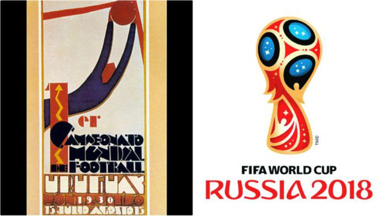 россия 2018 чемпионат мира эмблемы