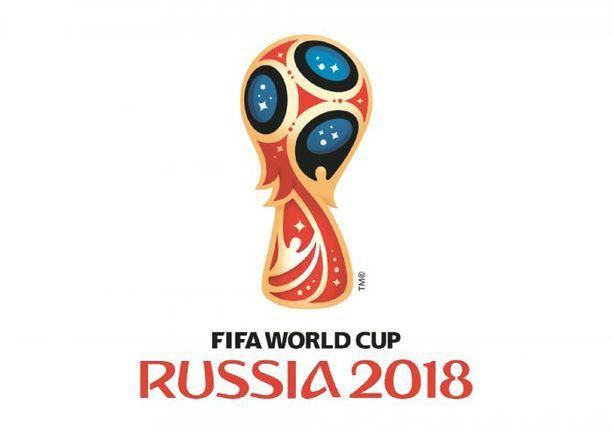 Эмблема чемпионата мира-2018 в России. Фото Оргкомитет ЧМ-2018
