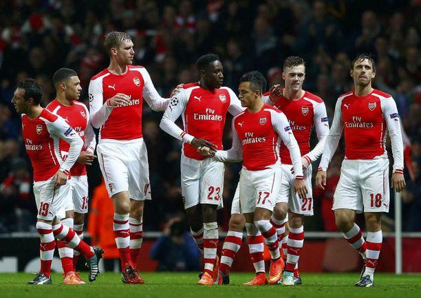 """""""Арсенал"""" едет в гости к """"Суонси"""". Фото REUTERS"""