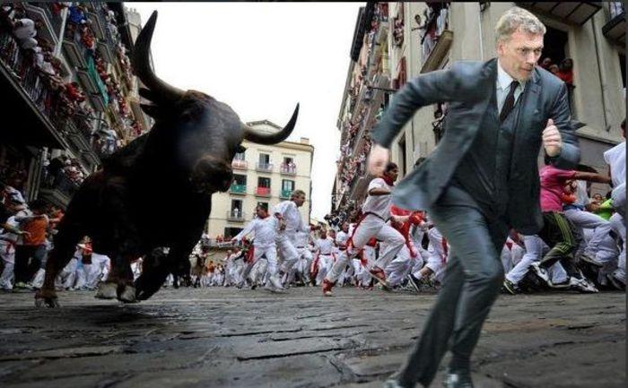 Шотландский специалист Дэвид МОЙЕС отправился покорять Испанию. Фото twitter.com