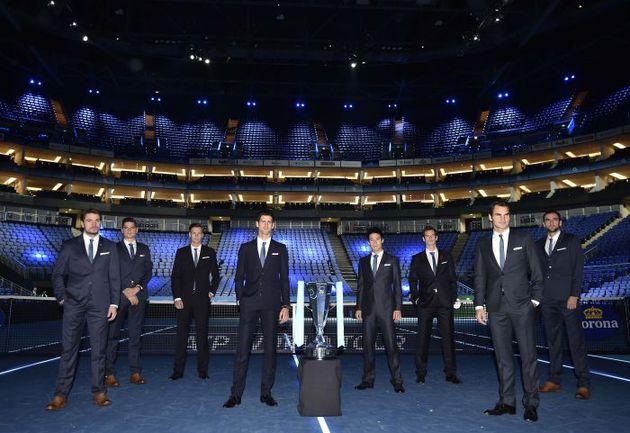 Главные звезды мужского теннисного сезона-2014. Фото REUTERS