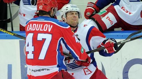Радулов и Ковальчук: капитаны разбушевались