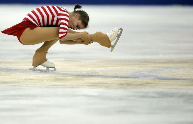 Юлия ЛИПНИЦКАЯ. Фото REUTERS