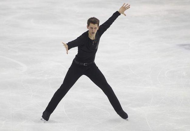 Максим КОВТУН. Фото AFP