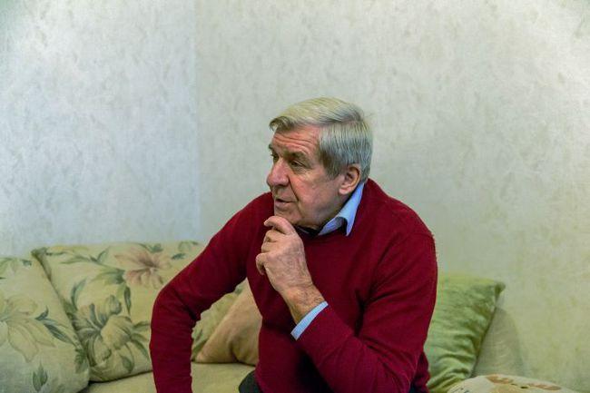 Ноябрь 2014 года. Владимир ПОНОМАРЕВ. Фото Юрий ГОЛЫШАК, «СЭ»