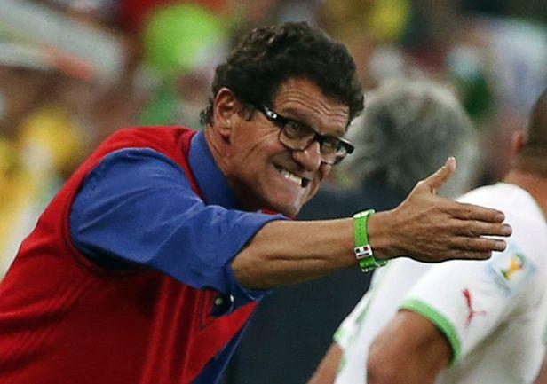 Фабио КАПЕЛЛО всегда прав? Фото AFP