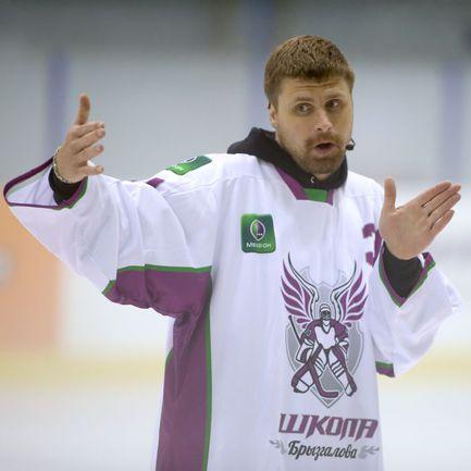 Илья БРЫЗГАЛОВ в КХЛ вариантов не нашел, но в НХЛ ему дали шанс проявить себя. Фото photo.khl.ru