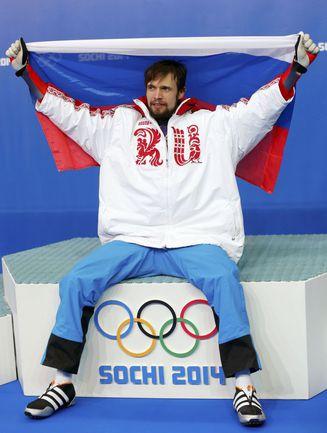 Олимпийский чемпион, чемпион мира скелетонист Александр ТРЕТЬЯКОВ один из тех российских спортсменов, которые способны побеждать всегда и везде. Фото REUTERS