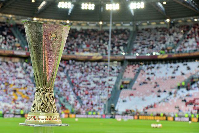 Главный трофей Лиги Европы. Фото AFP