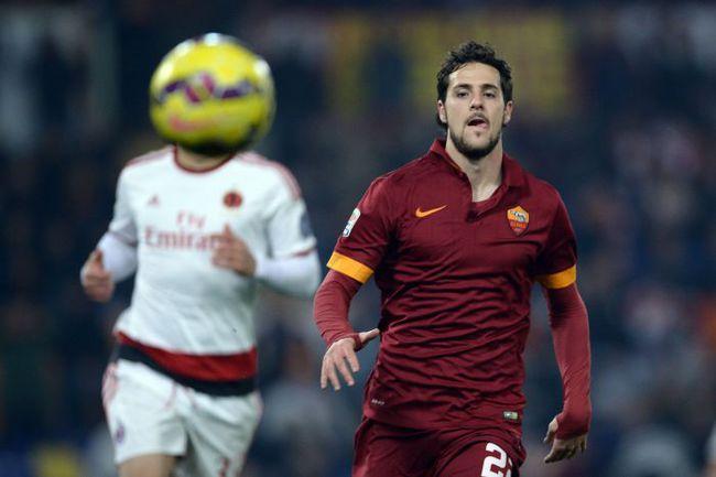 """Суббота. Рим. """"Рома"""" - """"Милан"""" - 0:0. Фото AFP"""