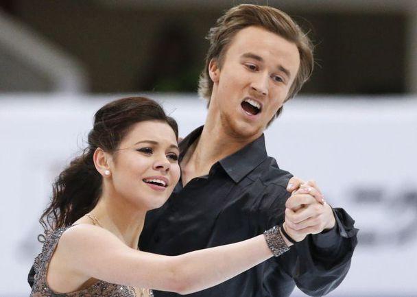 Елена ИЛЬИНЫХ и Руслан ЖИГАНШИН. Фото Reuters