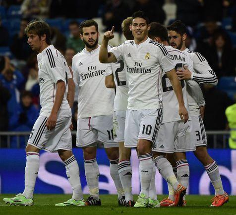"""""""Реал"""" завершил прошлый календарный год фантастической 22-матчевой победной серией. Фото AFP"""
