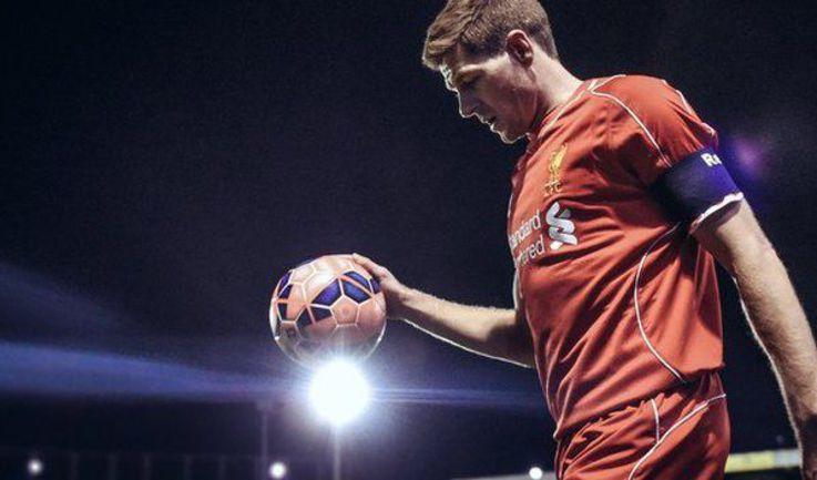 """Легенда """"Ливерпуля"""" Стивен ДЖЕРРАРД перебирается в США. Фото AFP"""