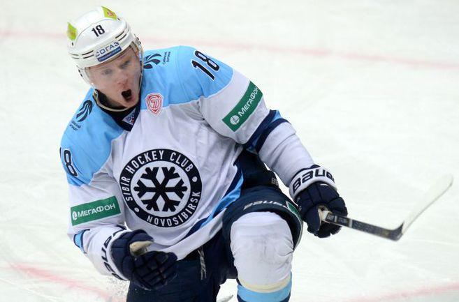 Дмитрий КУГРЫШЕВ. Фото Юрий КУЗЬМИН, photo.khl.ru