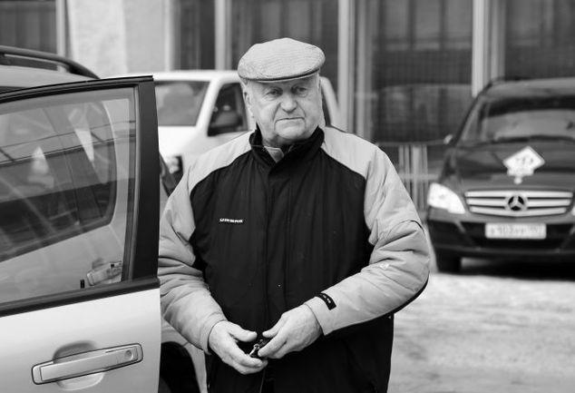 """Памяти Владимира Кесарева Фото """"СЭ"""""""