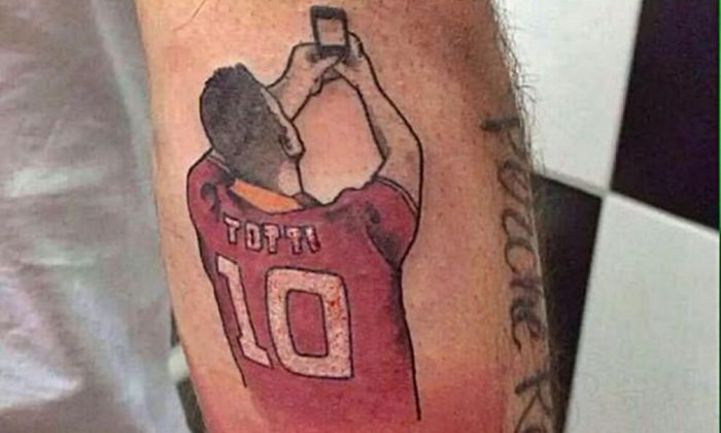 Красивые татуировки футбольных болельщиков боруссия
