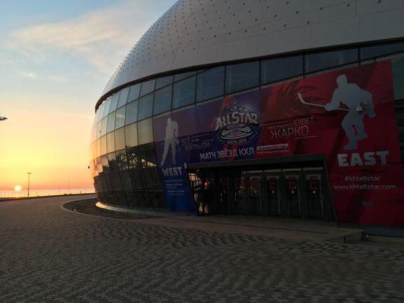 Завтра в Сочи пройдет Матч звезд КХЛ-2015. Фото photo.khl.ru