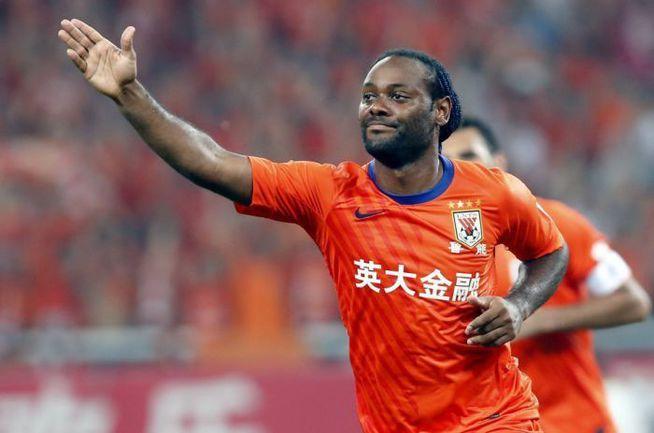 За китайский «Шаньдун Лунэн» ВАГНЕР ЛАВ провел 43 игры и забил 28 мячей. Фото wildeastfootball.net