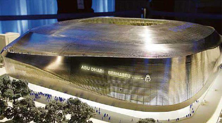 """""""Реал"""" продал арабским шейхам половину названия своего стадиона. Фото Marca"""