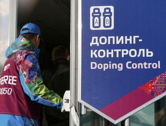 Олимпиада в Сочи подтвердила, что допинг-контроль в России отвечает всем международным стандартам. Фото REUTERS