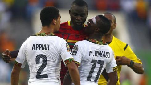 Гана против колдунов и судей