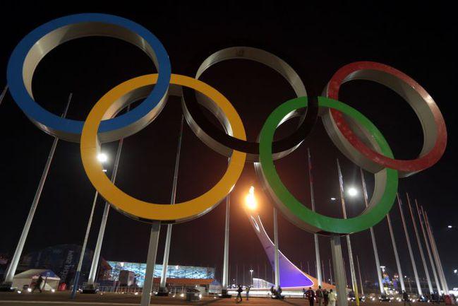 Лучшие кадры Олимпиады-2014 Фото REUTERS