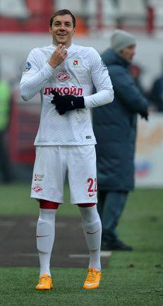 """В """"Зените"""" Артем ДЗЮБА будет самым высоким игроком. Фото Александр ФЕДОРОВ, """"СЭ"""""""