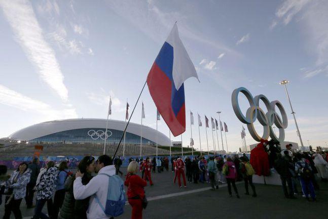 """Стадион """"Большой"""" в Сочи. Фото REUTERS"""