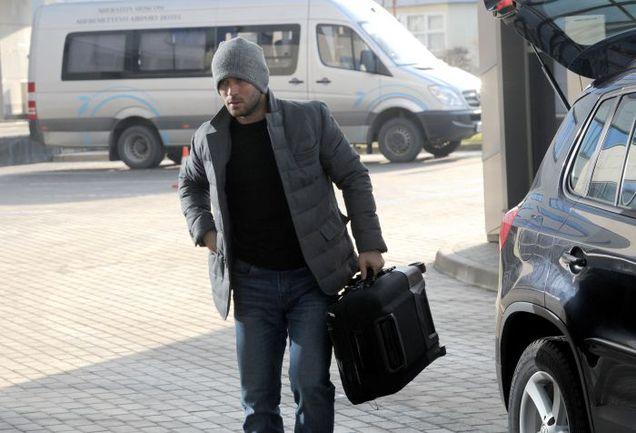 """Не исключено, что в ближайшее время Александр КЕРЖАКОВ с чемоданами приедет в Москву. Фото Федор УСПЕНСКИЙ, """"СЭ"""""""